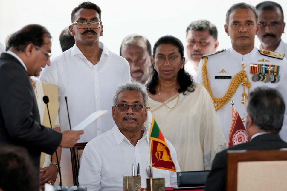 Fakta Menarik Presiden Sri Lanka Gotabaya Rajapaksa