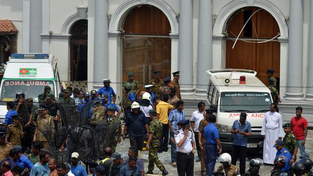 Beberapa Fakta Penyelidikan Mengenai Teror Bom di Sri Lanka