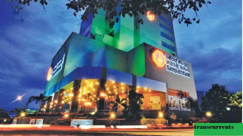 Sampath Bank naik ke Top 5 Dalam Daftar Entitas di Sri Lanka