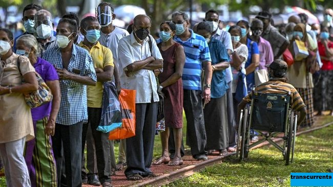 Sri Lanka Mengalami Krisis Pangan